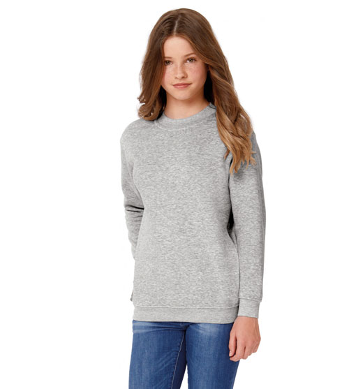 B&C Set-In Sweat kinder Sweatshirt