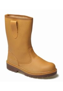 Dickies Super Safety Rigger Boot Lined