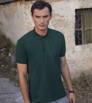 Fruit of the Loom 65/35 Heavy Piqué Polo heren Polo