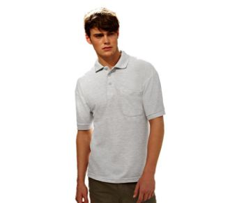 Fruit of the Loom 65 / 35 Pocket Polo