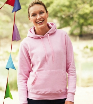 Fruit of the Loom Classic Hooded Sweat dames Hoodie