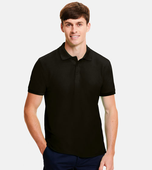 Fruit of the Loom Iconic heren Polo