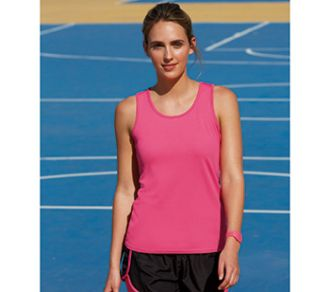 Fruit of the Loom Lady-Fit Performance Vest Tanktop