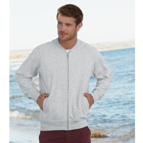 Fruit of the Loom Lightweight Baseball Jacket