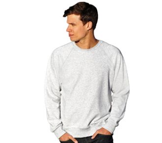 Fruit of the Loom Lightweight Raglan Sweater