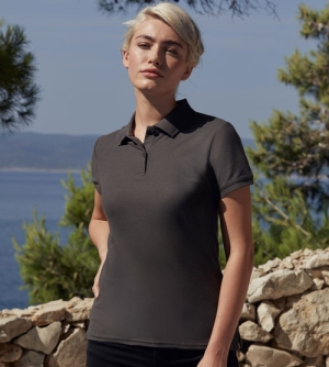 Fruit of the Loom Premium dames Polo