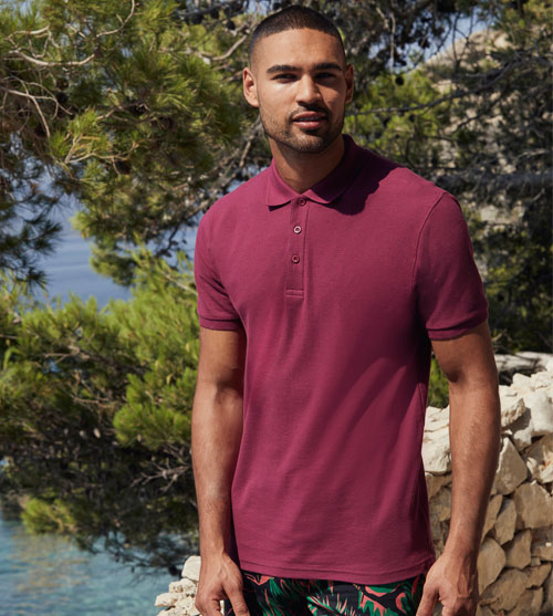 Fruit of the Loom Premium Polo heren Polo