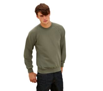 Fruit of the Loom Raglan Sweater