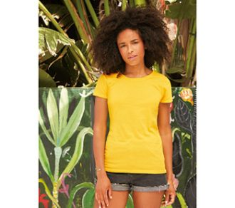 Fruit of the Loom T-shirt Lady-Fit Original T