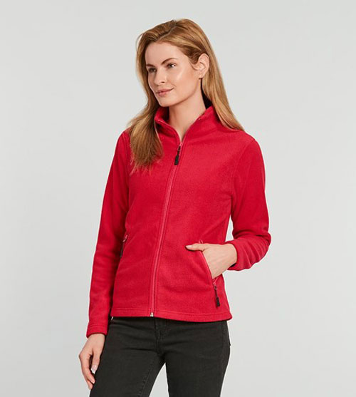 Gildan Hammer Micro-Fleece dames Fleece jack