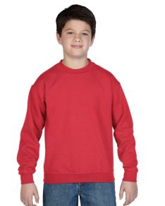 Gildan Heavy Blend Youth Crewneck Sweater