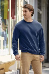 Gildan Men's Heavy Blend Crew Neck Sweater