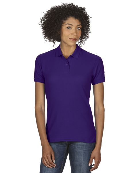 Gildan Polo Double Pique Dryblend For Her
