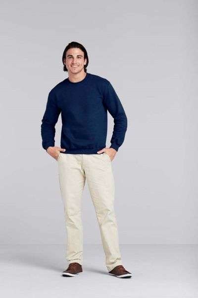 Gildan Sweater Crewneck Premium Cotton