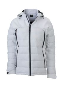 James & Nicholson Ladies Outdoor Hybrid Jacket