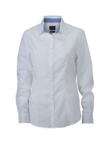 James & Nicholson Ladies Plain Shirt