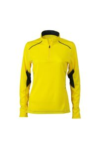 James & Nicholson Ladies Running Shirt