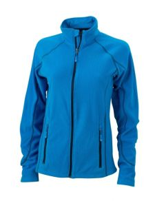 James & Nicholson Ladies Structure Fleece Jacket