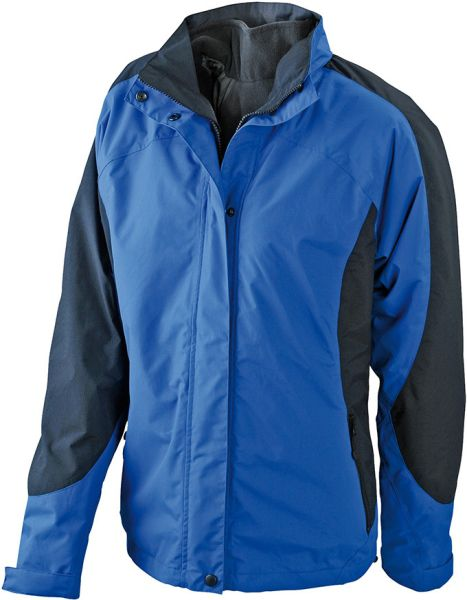 James & Nicholson Ladies Two-In-One Jacket