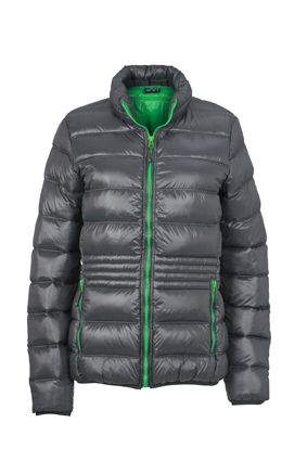 James & Nicholson Ladies Winter Down Jacket