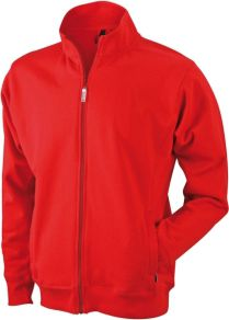 James & Nicholson Men's Sweat Jacket