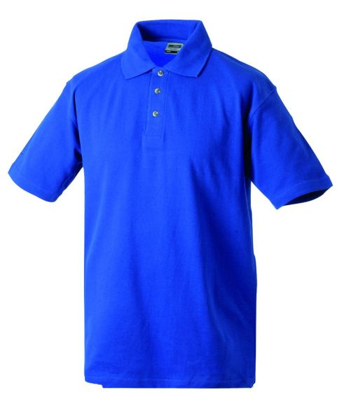 James & Nicholson Men's Polo Pique Heavy