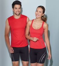 James & Nicholson Men's Reflex Running Tank