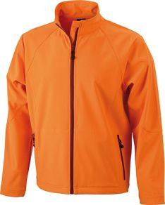 James & Nicholson Men's Softshell Jacket