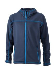 James & Nicholson Men's Stretchfleece