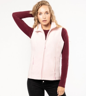 Kariban Melodie dames Fleece bodywarmer