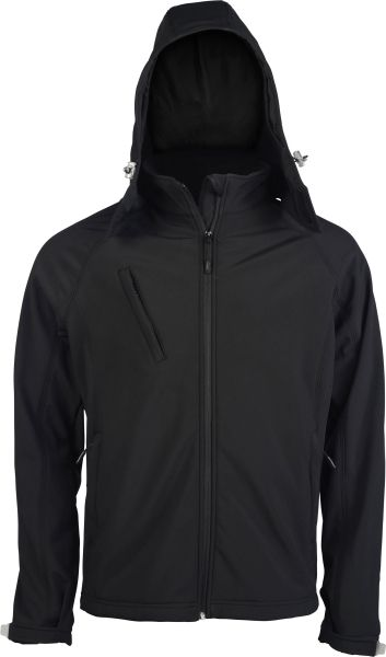 Kariban Heren Hooded Softshell Jacket
