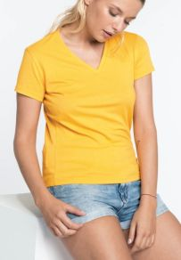 Kariban Ladies T-shirt V-Hals