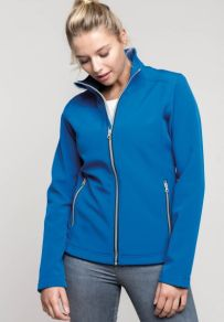 Kariban Ladies Tweelaagse Soft Shell Jacket