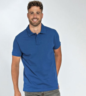 Lemon & Soda Fit heren Polo