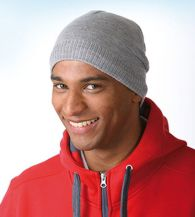 Myrtle Beach Knitted Beanie met Fleece