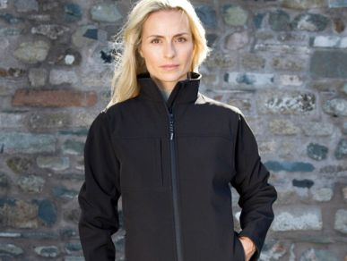Result Ladies Classic Softshell Jacket
