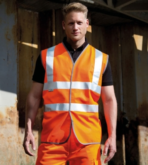 Result Safety High-Viz Vest