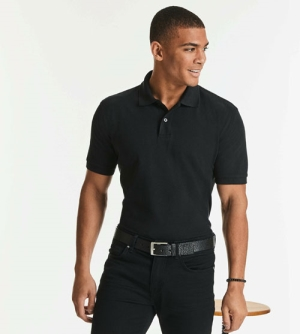 Russell Classic Cotton heren Polo