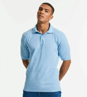 Russell Heardwearing Polycotton heren Polo