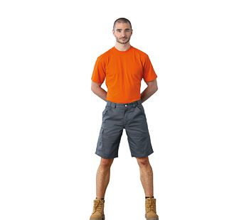 Russell Workwear Cotton Twill Shorts