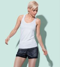 Stedman Ladies Mesh Sleeveless