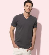 Stedman T-shirt V-Neck Clive SS For Him
