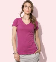 Stedman T-shirt V-Neck Megan SS For Her