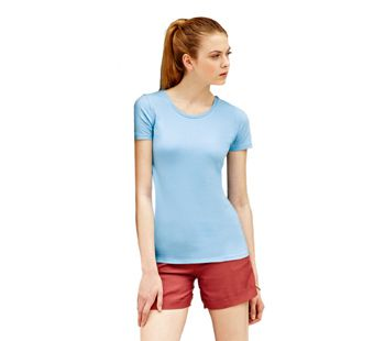 Fruit of the Loom T-shirt Lady-Fit Crew Neck