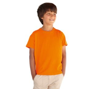 T-shirt Fruit of the Loom Valueweight T Kids