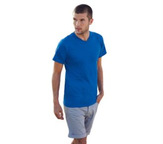 Fruit of the Loom T-shirt Valueweight V-hals