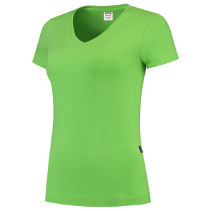 Tricorp Fitted 101008 dames T-shirt V-hals