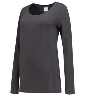 Tricorp T-shirt Lange Mouw Dames 101010