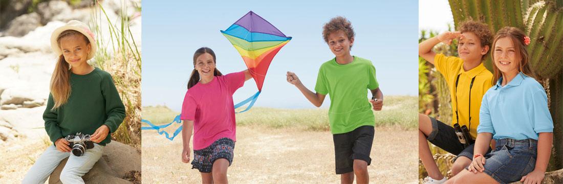 Kinderkleding Bedrukken.Kinderkleding Bedrukken Of Borduren Shirtsenzo Nl